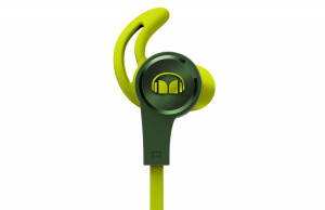 Monster iSport Achieve Green