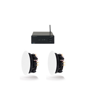 Medium Stereo Pakke med Indbygningshøjttalere