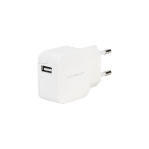Vivanco Hurtiglader 1 x USB-A 2.4A
