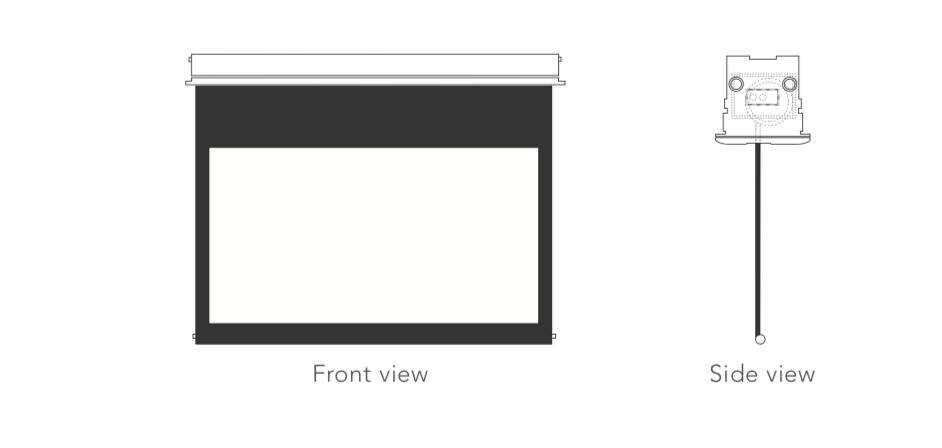 Lumene Showcase HD - Side og front