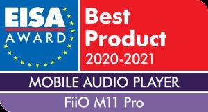 Fiio M11Pro EISA Award