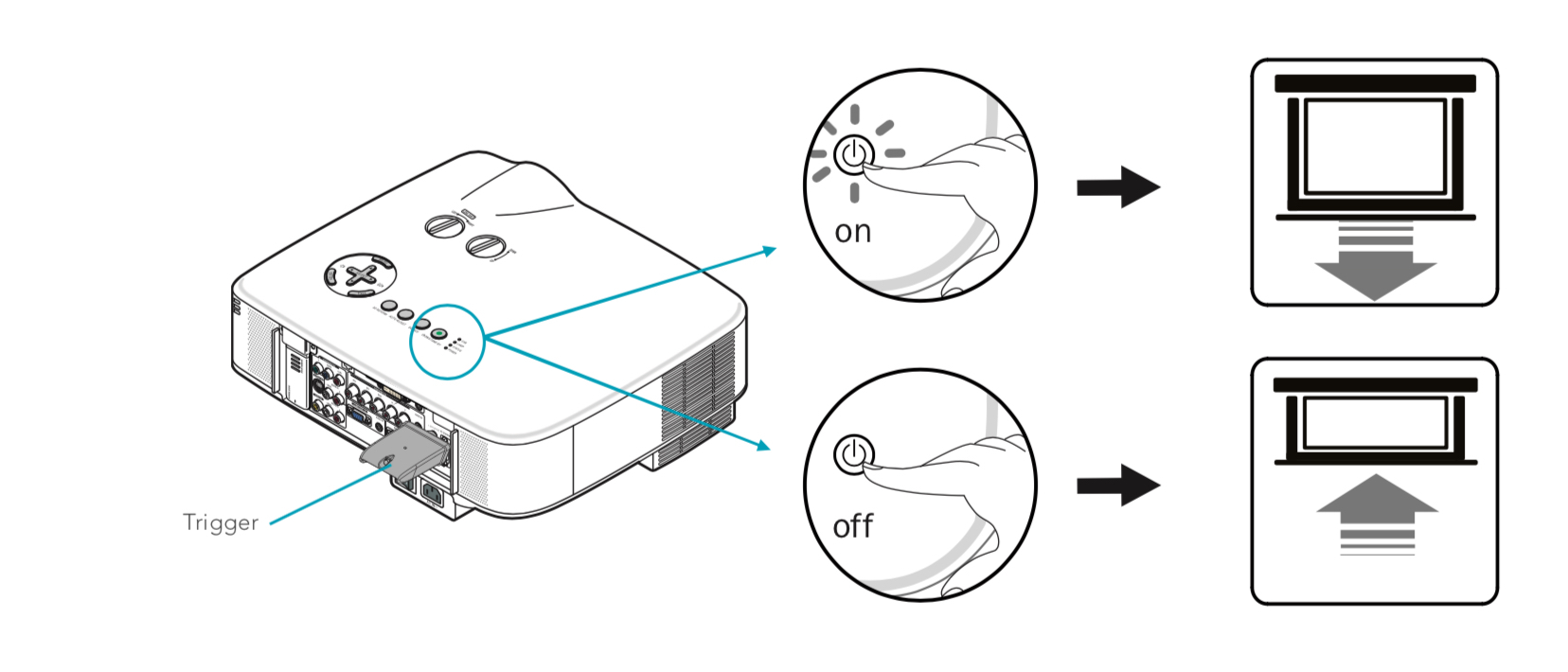 Lumene Wireless Trigger