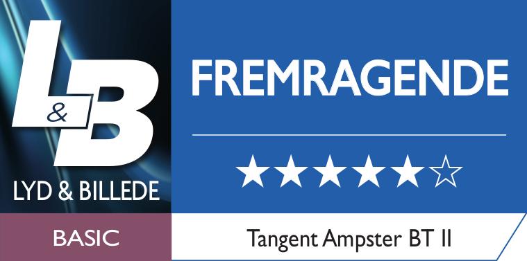 Tangent Ampster BT II Test