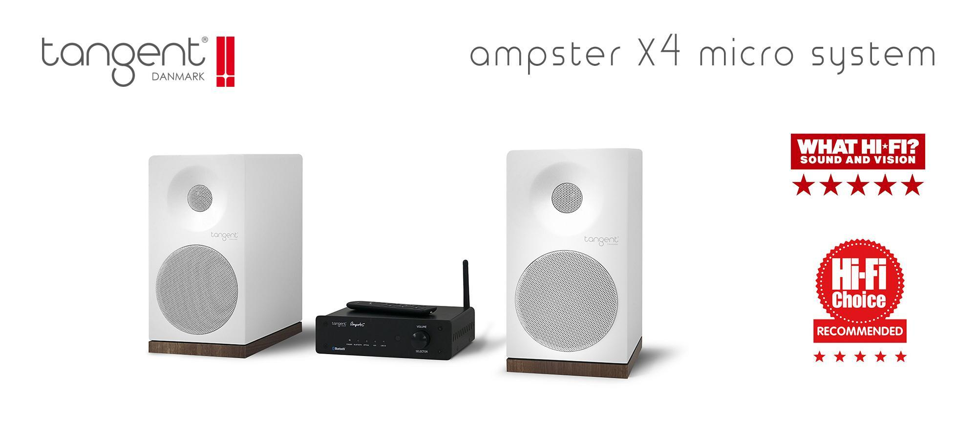 Tangent Ampster X4 Micro System