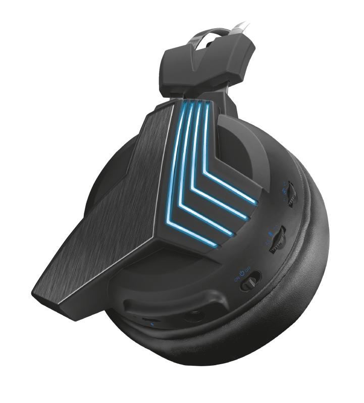 GXT 393 - Trådløst Gaming Headset